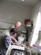 Kuchyň: oblíbené místo pana Bašty i starosty...