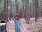 ... a lesní duchové!