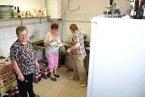 Zázemí v kuchyni